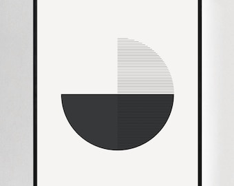 Minimalist Prints, Minimalist Art, Architectural Art, Geometric Art, Modern Prints, Abstract Art, Black and White Art