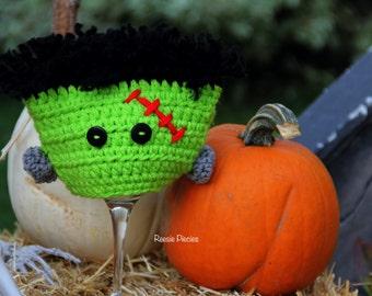 Baby Frankenstein Hat
