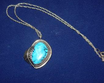 Vintage SW Native American Indian Necklace