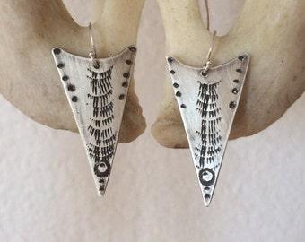 Fossil Fortune Earrings