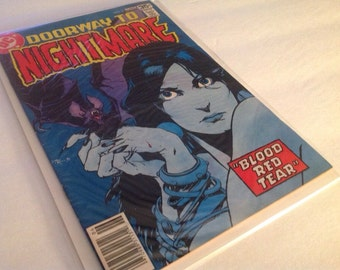 Doorway to Nightmare - Issue 3 Vintage Horror Comic Retro