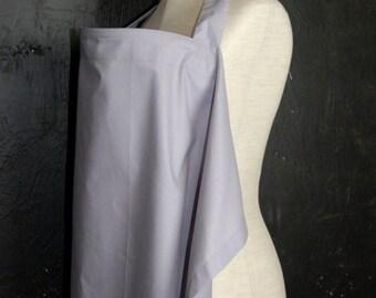 Nursing Cover,Breastfeeding Nursing Cover,Hooter Hider, Nursing Cover Apron,Gray