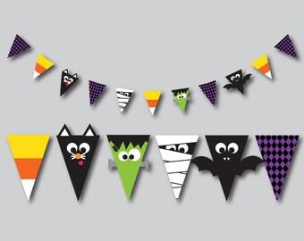 Printable Halloween Banner