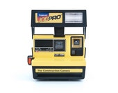 Polaroid Job Pro - Polaroid 600 style Instant Camera film Tested and Working - Cool Cam