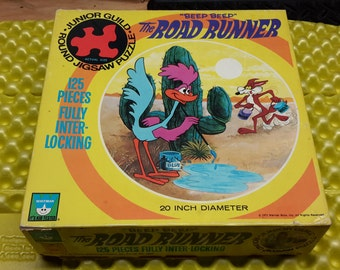 The Road Runner 1971 puzzle
