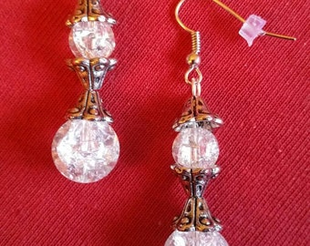Sinner Crystal Earrings