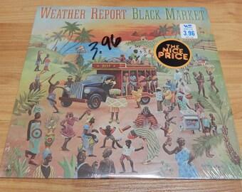 Weather Report Black Market Still In Shrink Vinyl Record LP Album