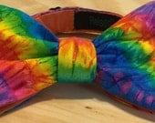 Tie Dye Freestyle Bowtie