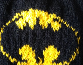 Holy hats, Batman!