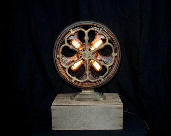 Radio Speaker Table Lamp