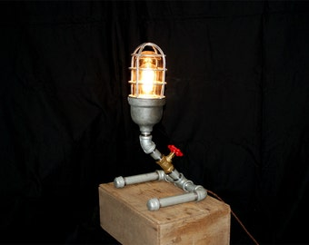 Vintage Crouse Hinds Table Lamp