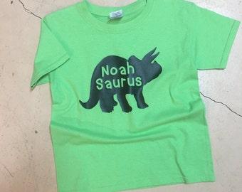 Dinosaur Shirt - Kid-Saurus