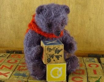 Little Plummer Artist teddy bear
