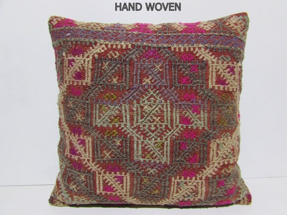 24x24 cushion covers decolic moroccan cushions orientteppiche for Sofa cushion covers 24x24