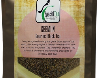 Keemun Gourmet Black Tea x 20 Tea Bags