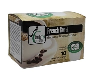 French Roast, Single Serve Coffee Cups (10 count)