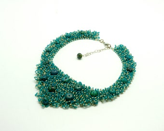 Creative Networking Necklace