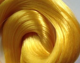"""PRE-ORDER Sunflower Saran 18"""" Doll Hair for OOAK Custom Monster High My Little Pony Blythe"""