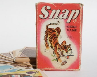 Snap Card Game