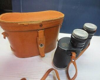 Vintage Tower Binoculars 7x35 Coated 11 degree Field