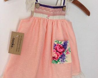 18m Vintage cotton candy Lulu dress