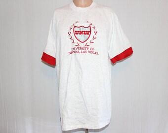 Vintage UNLV Runnin' Rebels NCAA T-Shirt