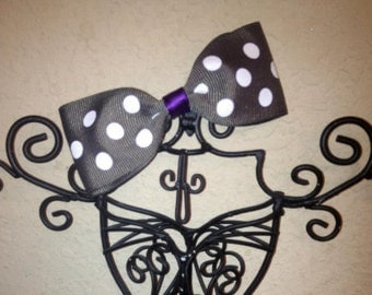 Bow with Alligator Clip