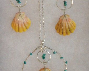 Sunrise Shells Set