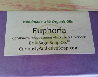 Euphoria  Soap Bar