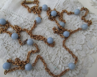 Chain necklace 1950's
