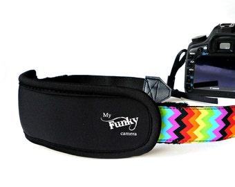My Funky Camera Gel Neck Pad