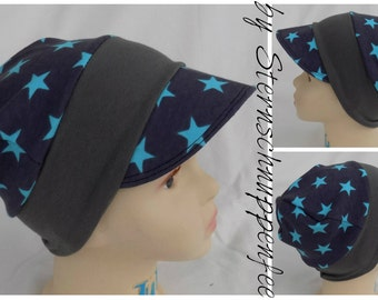 "Cap ""Star country"" in verse. Colour combinations"