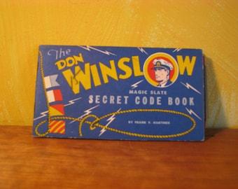 Don Winslow Secret Code Book Premium