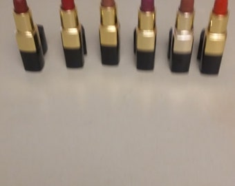 Shawzae All Natural Vegan Lip Stick  6 Different Shades