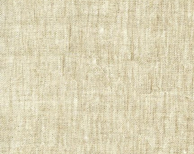 Waterford Linen in Natural by Robert Kaufman