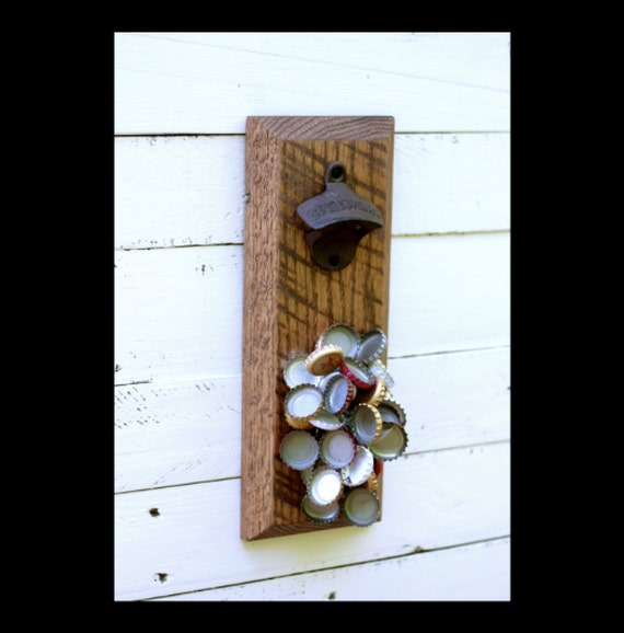 Magnetic Bottle Opener - Great Father's Day Gift or Groomsmen Gift!