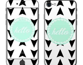 Greetings by Kelly Krieger - iPhone 7/7 Plus Skin - Sticker Decal