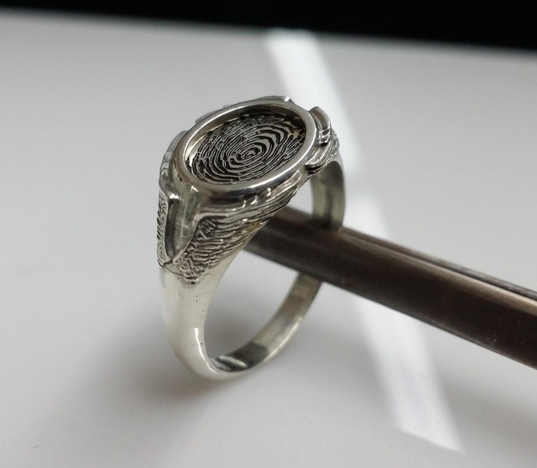 Memorial Fingerprint Ring Fingerprint Jewelry. Tinkerbell Wedding Rings. Michelia Wedding Rings. Tsarina Engagement Rings. Pinterest Wedding Rings. Victorian Wedding Engagement Rings. Threecarat Wedding Rings. Nazgul Rings. Daimond Engagement Rings