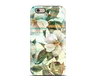 Floral iPhone 7 case, iPhone 6 case, iPhone 7 Plus case, iPhone 5 case, iPhone 5s case, iphone case, iPhone 7 tough case, iPhone 7 Cover