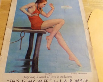 Vintage This Week, Magazine, July 19, 1936