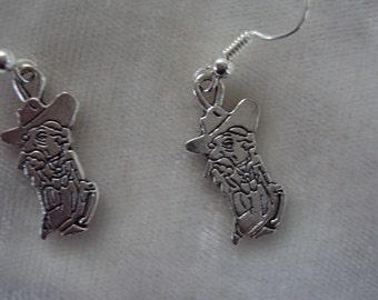 Rebel Charm Earrings