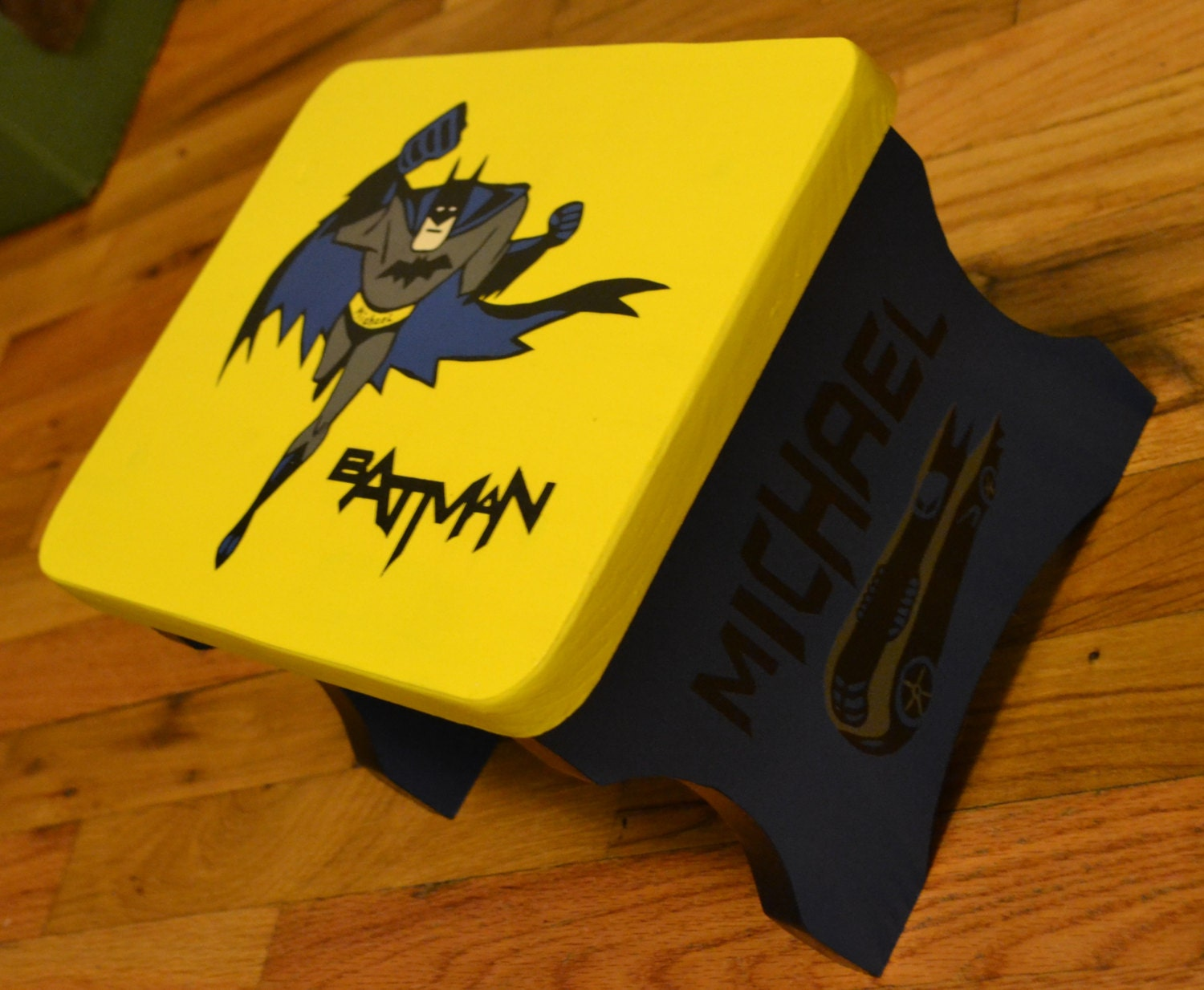 Batman Step Stool Chair Cute And Personalized By