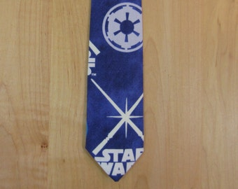 Star Wars Glow-in-the-dark Skinny Neck Tie