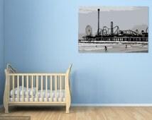 Pier Canvas or Print