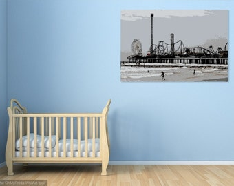 Pier Canvas or Print