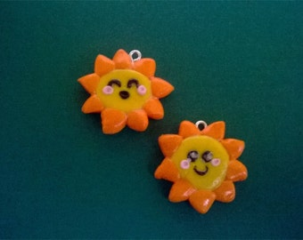 Sun Charm (MADE TO ORDER)