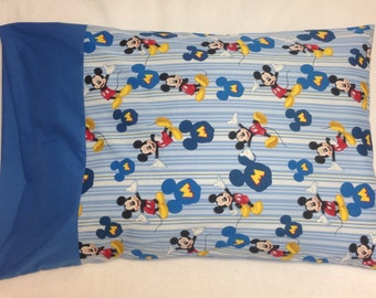 Mickey Mouse Standard Pillowcase