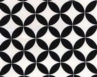 Alexander Henry Diamond Eye Fabric  -- 1 yard