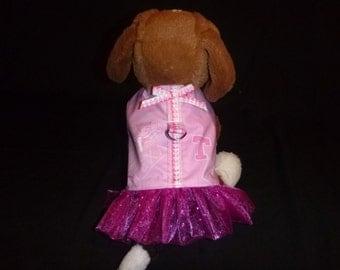 Dog Harness Dress-UT-small