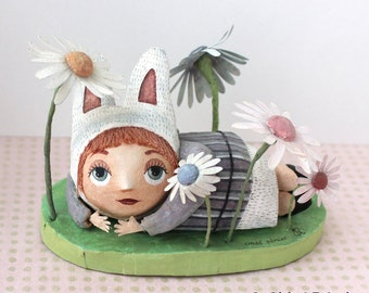 Lapinous, OOAK doll
